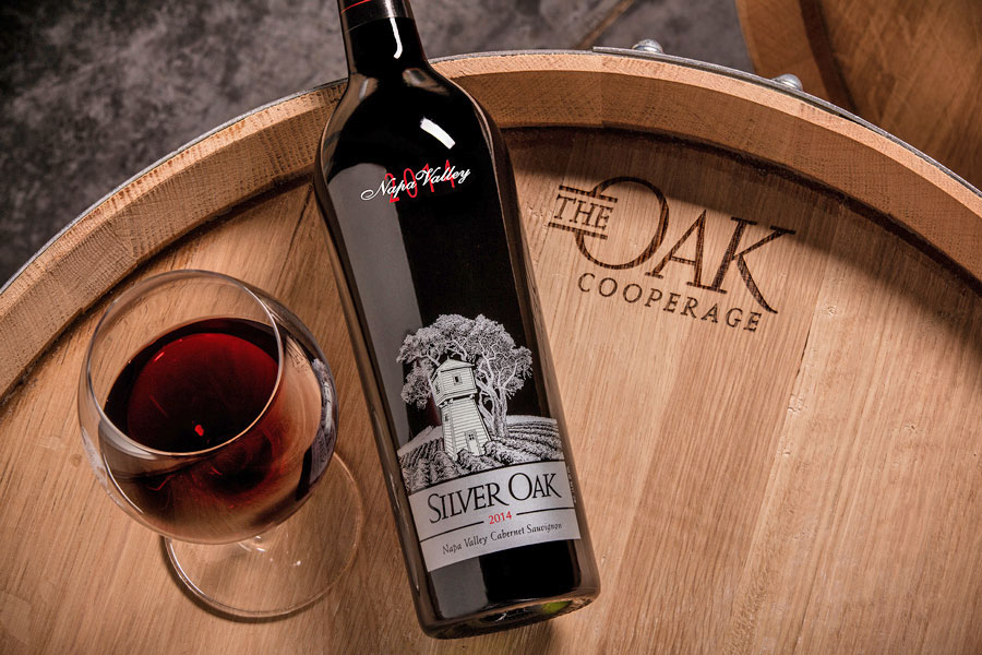 Silver Oak Wines Dinner Restaurant Lorena's